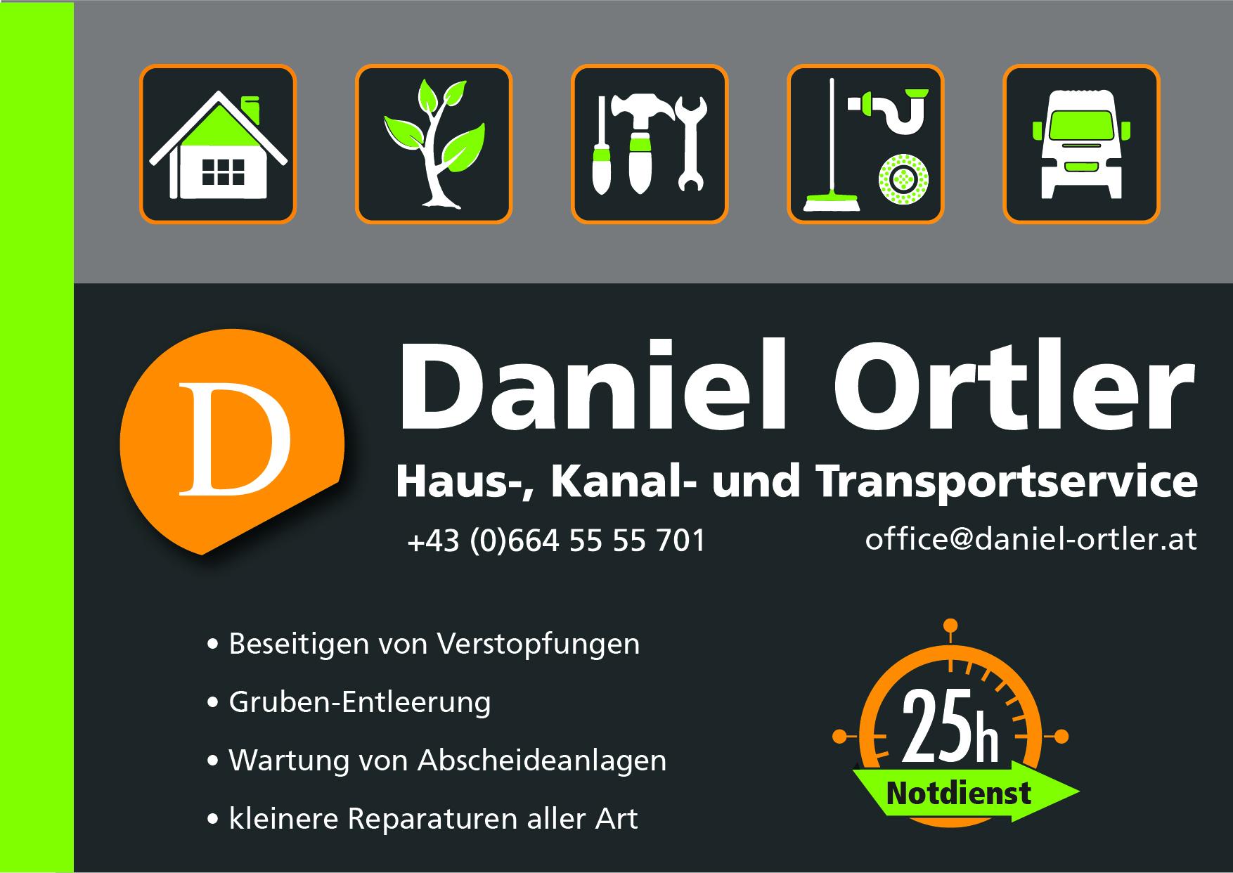 Daniel Ortler